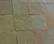 Détaille technique: LIME YELLOW, calcaire naturel en fente indien
