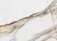 Détaille technique: CALACATTA BORGHINI, marbre naturel brillant italien