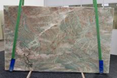 Fourniture dalles brillantes 2 cm en quartzite naturel ALEXANDRITE GL 1004. Détail image photos