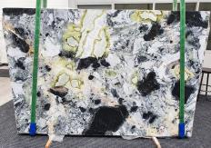 Fourniture dalles brillantes 2 cm en marbre naturel AMAZONIA 1386. Détail image photos