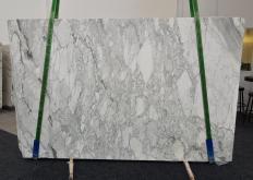 Fourniture dalles brillantes 2 cm en marbre naturel ARABESCATO CARRARA 1116. Détail image photos