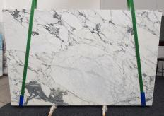 Fourniture dalles brillantes 2 cm en marbre naturel ARABESCATO CERVAIOLE 1210. Détail image photos