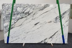 Fourniture dalles brillantes 2 cm en marbre naturel ARABESCATO CORCHIA 1241. Détail image photos