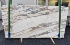Fourniture dalles brillantes 2 cm en marbre naturel ARABESCATO CORCHIA 1242. Détail image photos