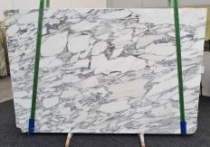 Fourniture dalles brillantes 2 cm en marbre naturel ARABESCATO CORCHIA 1285. Détail image photos