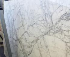 Fourniture dalles brillantes 0.79 cm en marbre naturel ARABESCATO CORCHIA TL0198. Détail image photos