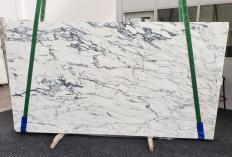 Fourniture dalles brillantes 2 cm en marbre naturel ARABESCATO FAINELLO 1356. Détail image photos