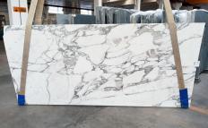 Fourniture dalles brillantes 2 cm en marbre naturel ARABESCATO VAGLI 1590M. Détail image photos