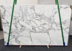 Fourniture dalles brillantes 2 cm en marbre naturel ARABESCATO VAGLI 1334. Détail image photos