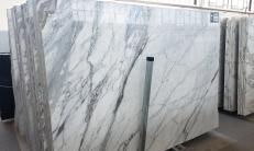 Fourniture dalles brillantes 2 cm en marbre naturel ARABESCATO VAGLI U0186. Détail image photos