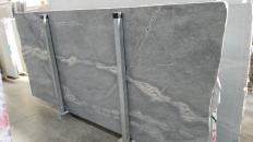Fourniture dalles brillantes 3 cm en basalte naturel ATLANTIC LAVA STONE 1489G. Détail image photos