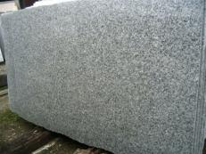 Fourniture dalles brillantes 2 cm en granit naturel AZUL PLATINO EDM25128. Détail image photos