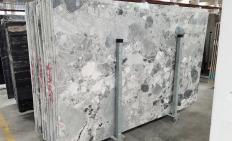 Fourniture dalles brillantes 3 cm en marbre naturel Babylon Grey 1553M. Détail image photos