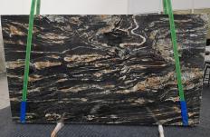 Fourniture dalles brillantes 2 cm en quartzite naturel BELVEDERE 1147. Détail image photos