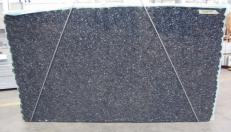 Fourniture dalles brillantes 3 cm en labradorite naturelle BLUE PEARL GT C-15970. Détail image photos
