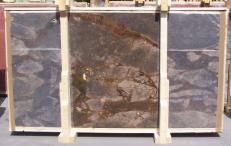 Fourniture dalles brillantes 2 cm en brèche naturelle BRECCIA ANTICA E-14641. Détail image photos