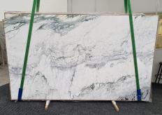 Fourniture dalles brillantes 2 cm en marbre naturel BRECCIA CAPRAIA GRIGIA 1353. Détail image photos