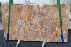 Fourniture dalles brillantes 2 cm en brèche naturelle BRECCIA TOSCANA 1233. Détail image photos
