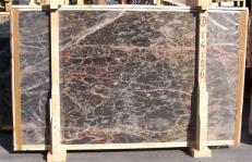 Fourniture dalles brillantes 2 cm en marbre naturel BRECHE DE VERSAILLES E_BV14106. Détail image photos