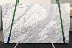 Fourniture dalles polies 2 cm en marbre naturel CALACATTA BELGIA 1146. Détail image photos
