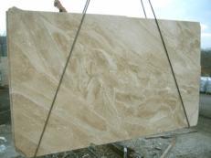 Fourniture dalles brillantes 3 cm en marbre naturel DAINO REALE MC-1446. Détail image photos