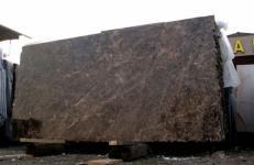 Fourniture dalles brillantes 2 cm en marbre naturel EMPERADOR OSCURO E-210106. Détail image photos