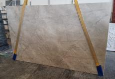 Fourniture dalles brillantes 2 cm en marbre naturel FIOR DI BOSCO CHIARO T0111. Détail image photos