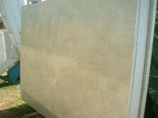 Fourniture dalles brillantes 2 cm en marbre naturel FOSSIL GREEN EM_0501. Détail image photos
