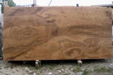 Fourniture dalles brillantes 2 cm en onyx naturel FOSSIL ONYX DARK E_H381. Détail image photos