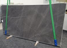 Fourniture dalles polies 2 cm en marbre naturel GRAFFITE 1325. Détail image photos