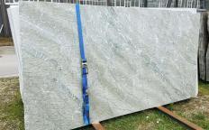 Fourniture dalles brillantes 2 cm en marbre naturel GREEN ANTIGUA Z0218. Détail image photos
