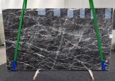 Fourniture dalles brillantes 2 cm en marbre naturel GRIGIO CARNICO 1195. Détail image photos