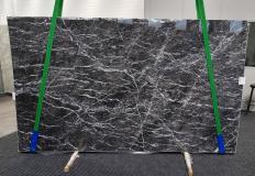 Fourniture dalles brillantes 3 cm en marbre naturel GRIGIO CARNICO 1195. Détail image photos