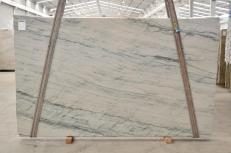 Fourniture dalles brillantes 0.8 cm en quartzite naturel INFINITY GREY 2390. Détail image photos