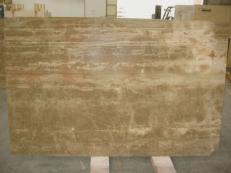 Fourniture dalles polies 2 cm en calcaire naturel JERUSALEM MINK JS4847 J-07135. Détail image photos