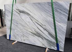 Fourniture dalles polies 2 cm en marbre naturel MANHATTAN GREY 1357. Détail image photos