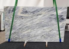 Fourniture dalles brillantes 3 cm en marbre naturel Manhattan Grey 1207. Détail image photos