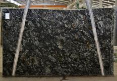Fourniture dalles polies 3 cm en gneiss naturel METALIC 386. Détail image photos