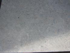 Fourniture dalles polies 2 cm en calcaire naturel MINK GREY JS4861 J_07065. Détail image photos