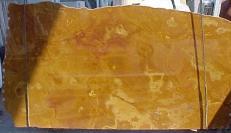Fourniture dalles brillantes 2 cm en onyx naturel ONYX GOLD E-OG14641. Détail image photos