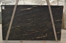 Fourniture dalles polies 3 cm en granit naturel orion Q02425. Détail image photos