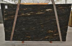Fourniture dalles brillantes 3 cm en granit naturel ORION BQ02296. Détail image photos