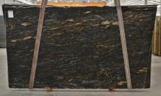Fourniture dalles brillantes 3 cm en granit naturel ORION BQO2296. Détail image photos