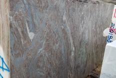 Fourniture blocs sciés 139 cm en Dolomie naturelle PALISSANDRO BRONZO NUVOLATO Z0165. Détail image photos