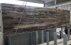 Fourniture dalles brillantes 2 cm en marbre naturel PALISSANDRO BRONZO VENATO Z0164. Détail image photos