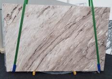 Fourniture dalles brillantes 2 cm en marbre naturel PALISSANDRO CLASSICO 1415. Détail image photos