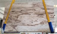 Fourniture dalles brillantes 2 cm en marbre naturel PALISSANDRO CLASSICO AA T0046. Détail image photos