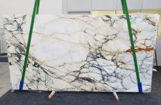 Fourniture dalles brillantes 2 cm en marbre naturel PAONAZZO 1276. Détail image photos