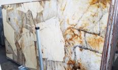 Fourniture dalles brillantes 2 cm en granit naturel PATAGONIA A0382. Détail image photos