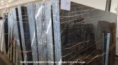Fourniture dalles brillantes 2 cm en marbre naturel PORT SAINT LAURENT T0160. Détail image photos
